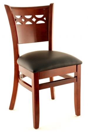 Premium US Made Venice Series Wood Chair
