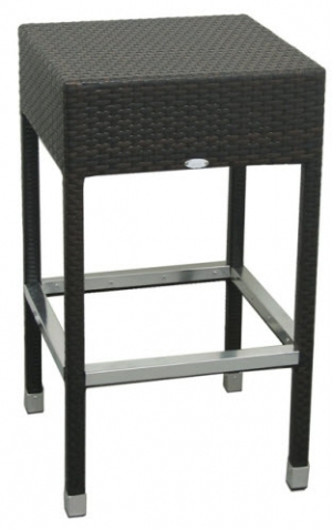 Luciano Backless Bar Stool