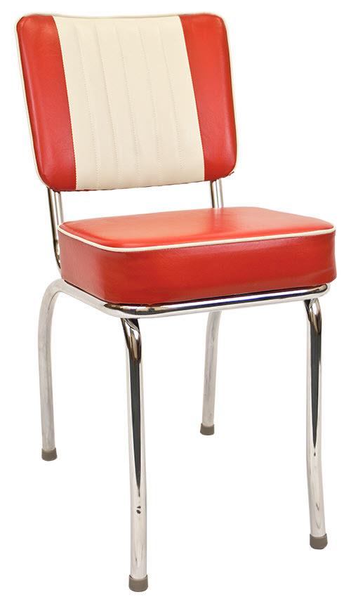 Retro Metal Vinyl Chair Seating Masters Restaurant Furniture