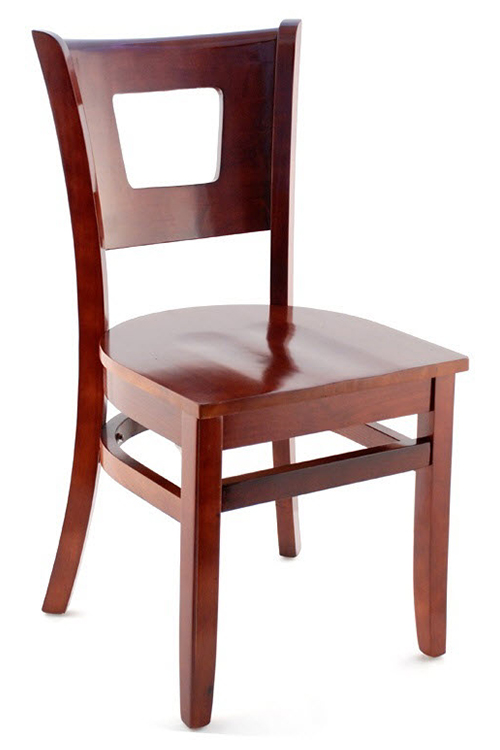 Premium Chicago Series Wood Chair Seating Masters