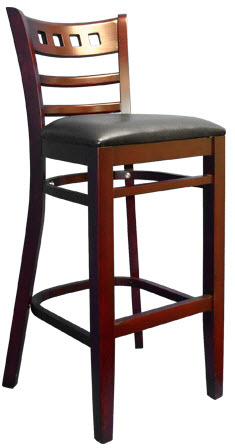Beechwood Houston Back Bar Stool