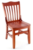 Premium US Made Schoolhouse Wood Chair