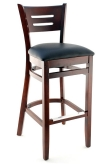 Premium US Made Rome Series Wood Bar Stool