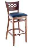 Premium US Made Venice Series Wood Bar Stool