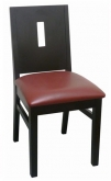 Modern Style Deco Wood Chair