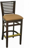 Paris Wood Bar Stool