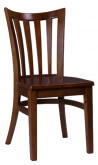 Premium Jane Vertical Slat Side Chair