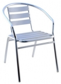 Stainlees Steel Patio Chair