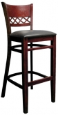 Lauren Beechwood Bar Stool