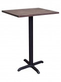 Industrial Series Restaurant Bar Height Table Set