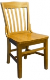 Beechwood Schoolhouse Chair