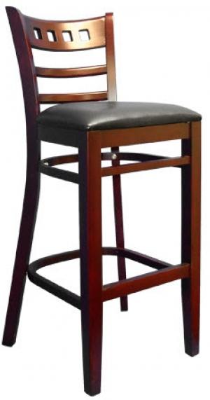 Beechwood Houston Back Bar Stool : wood houston back barstool from www.seatingmasters.com size 300 x 571 jpeg 88kB