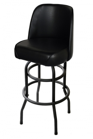 Double Ringed Swivel Bar Stool Seating Masters