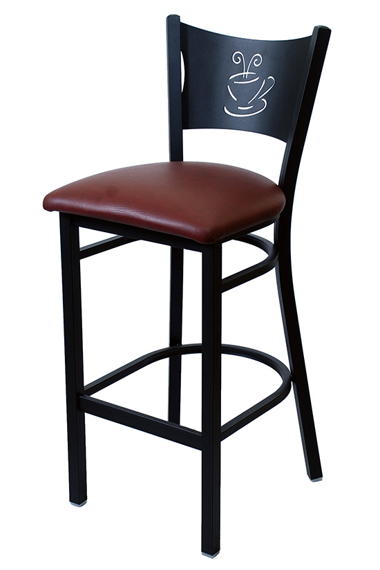 Coffee Cup Metal Bar Stool Restaurant Furniture Canada : 115 BS 1 from www.seatingmasters.com size 550 x 825 jpeg 64kB