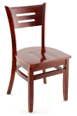 Premium US Made Rome Series Wood Chair