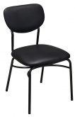 Xavi Padded Metal Chair